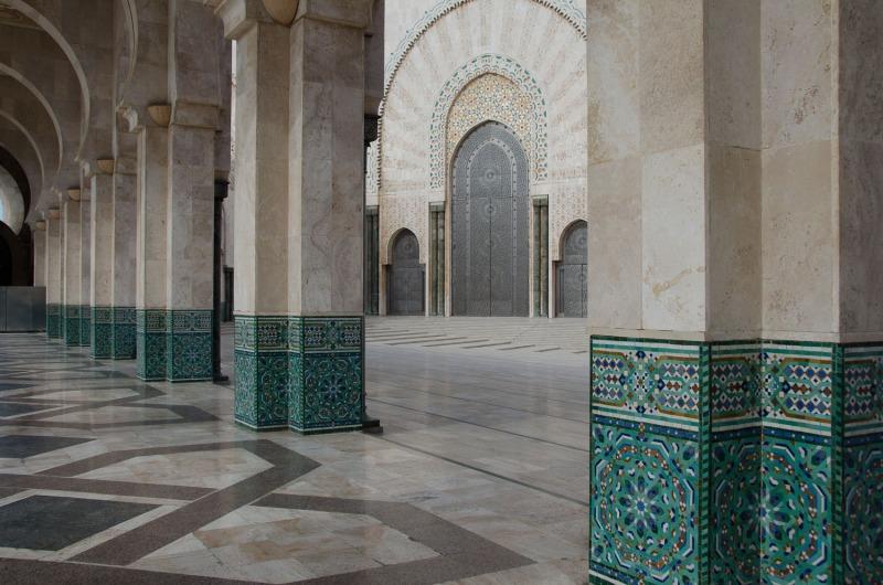 Morocco - Hussan-II-Mosque