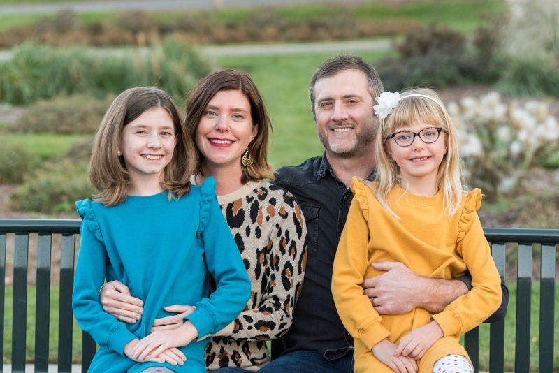 Brown family photos