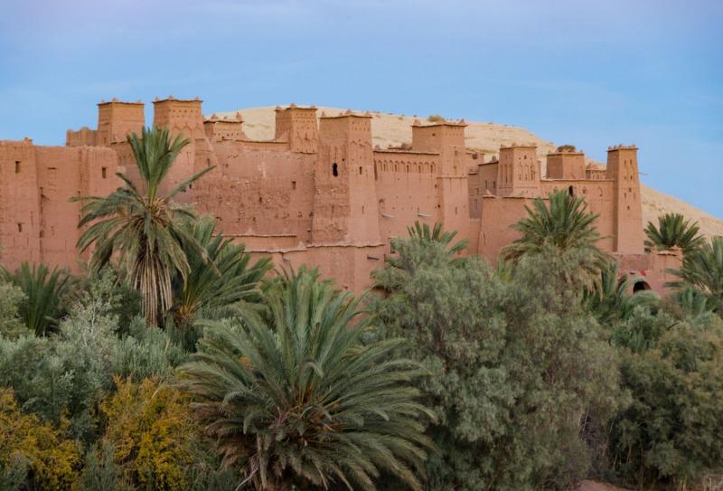 Morocco - Ksar Ait Ben Haddou