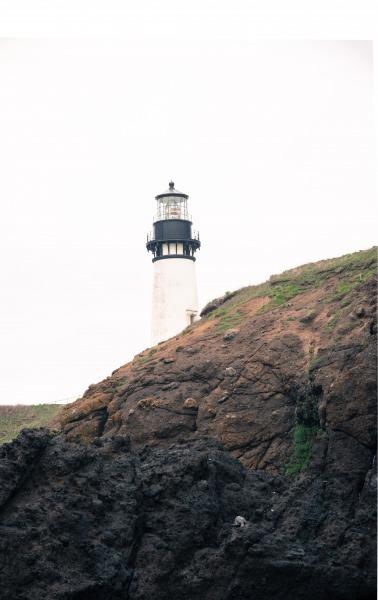 Oregon - Yaquina Head Lighthouse