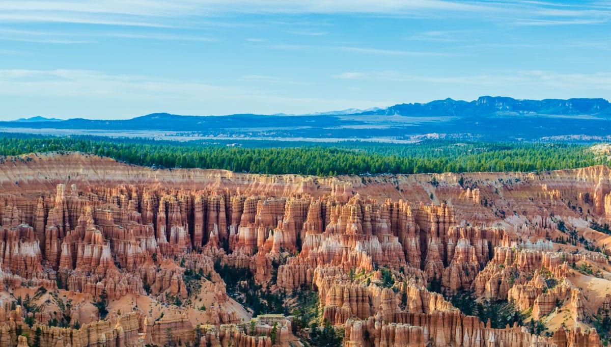 Bryce Canyon, National Park, hoodoos, landscapes, photography