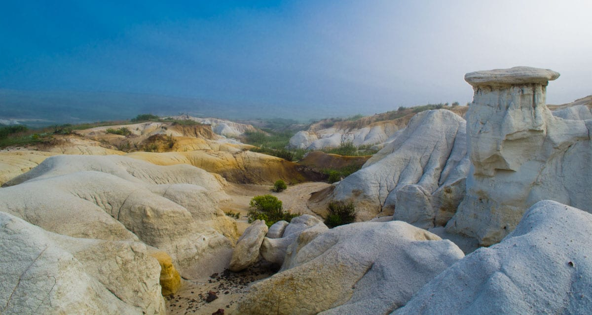 Hoodoos, Paint Mines Park, Colorado, photography, landscapes