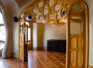 Noble Floor inside Casa Batllo