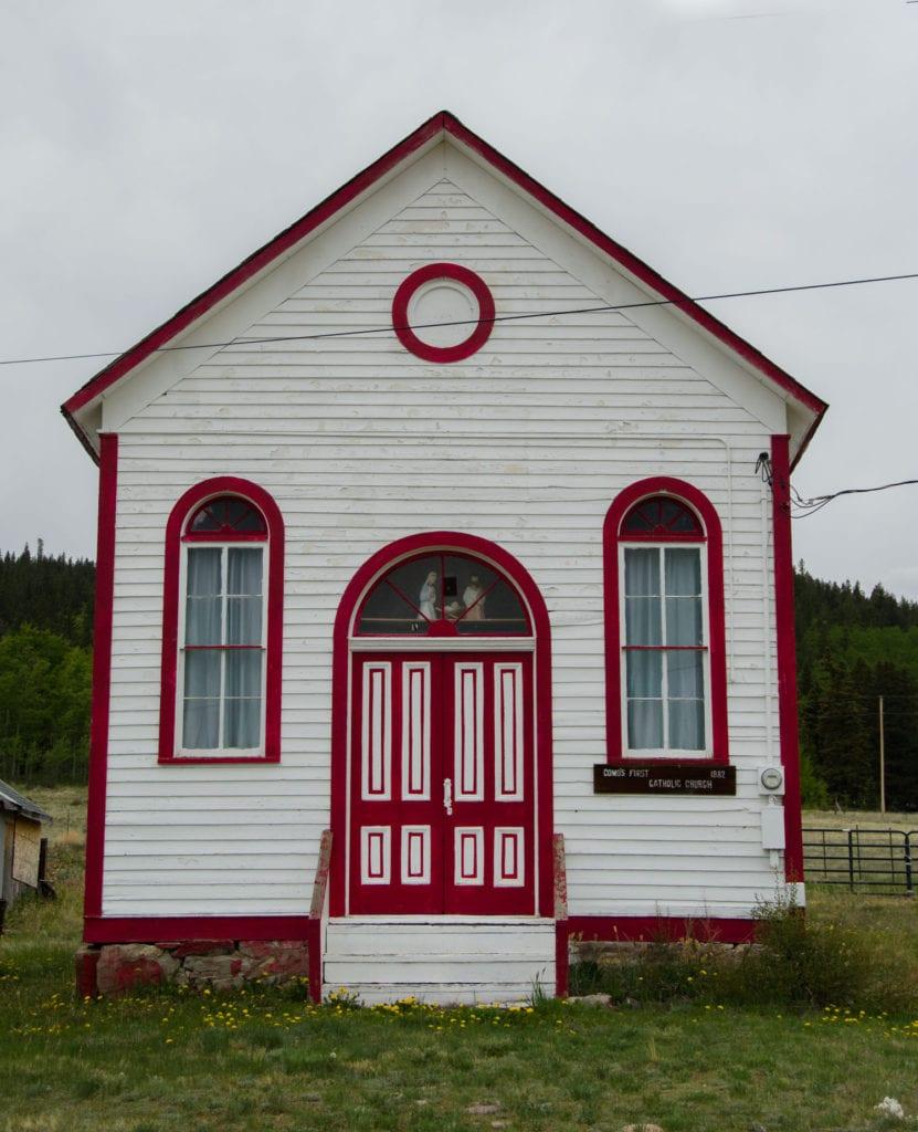 image of Como Catholic Church