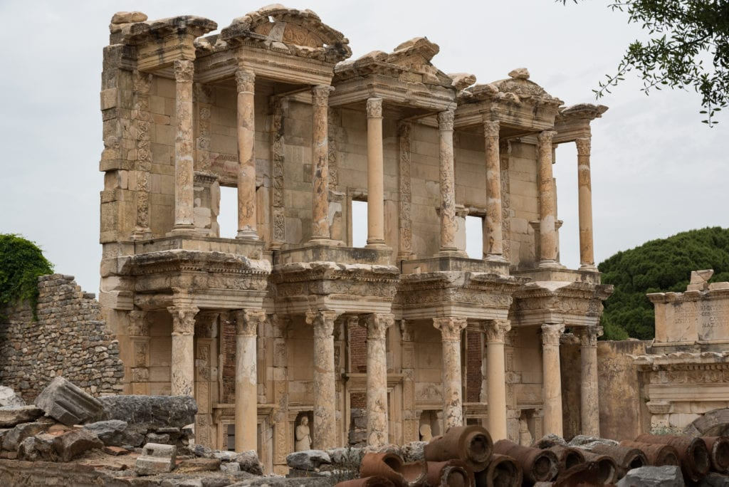image of Library of Celsus