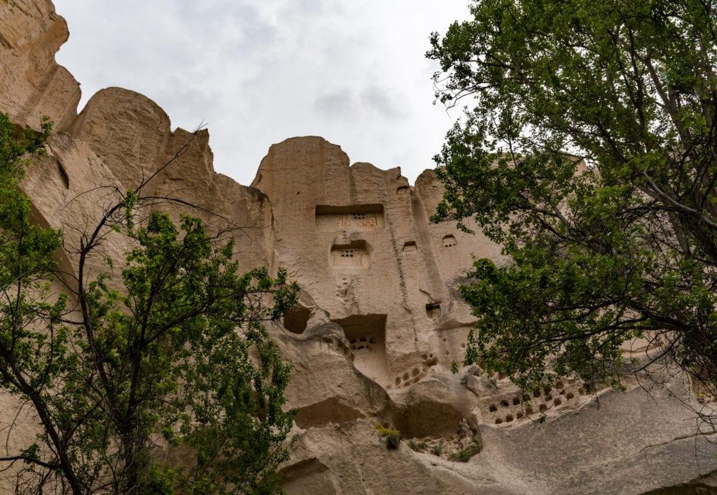 image of hiking in Cappadocia