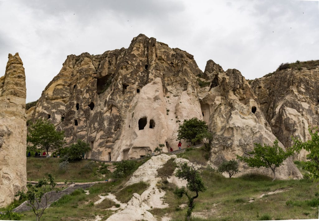 image of the Goreme Open Air Museum